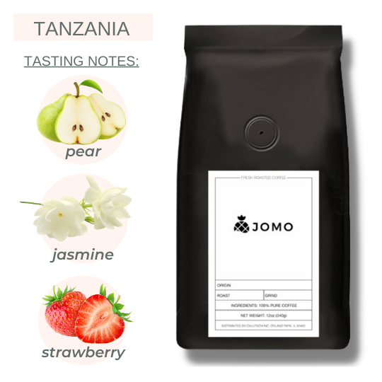 Tanzania-Med/Light Roast