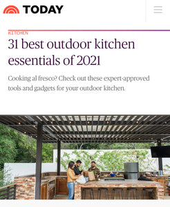 french press mentioned on Today at today.com for best outdoor kitchen essentials of 2021