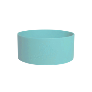 Complimentary silicone sleeve. Snugly fits french press to protect countertops and other surface. Also doubles as a dog bowl or cup.