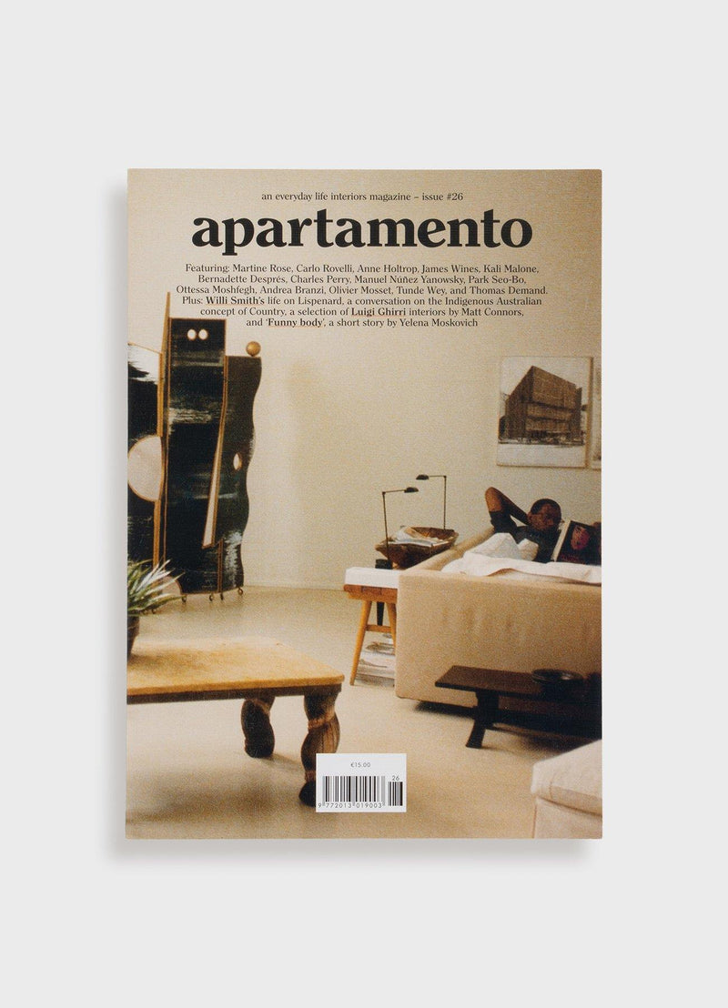 Apartamento Issue #26