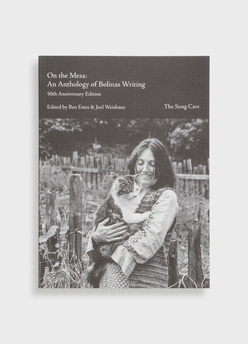 On The Mesa: An Anthology of Bolinas Writing