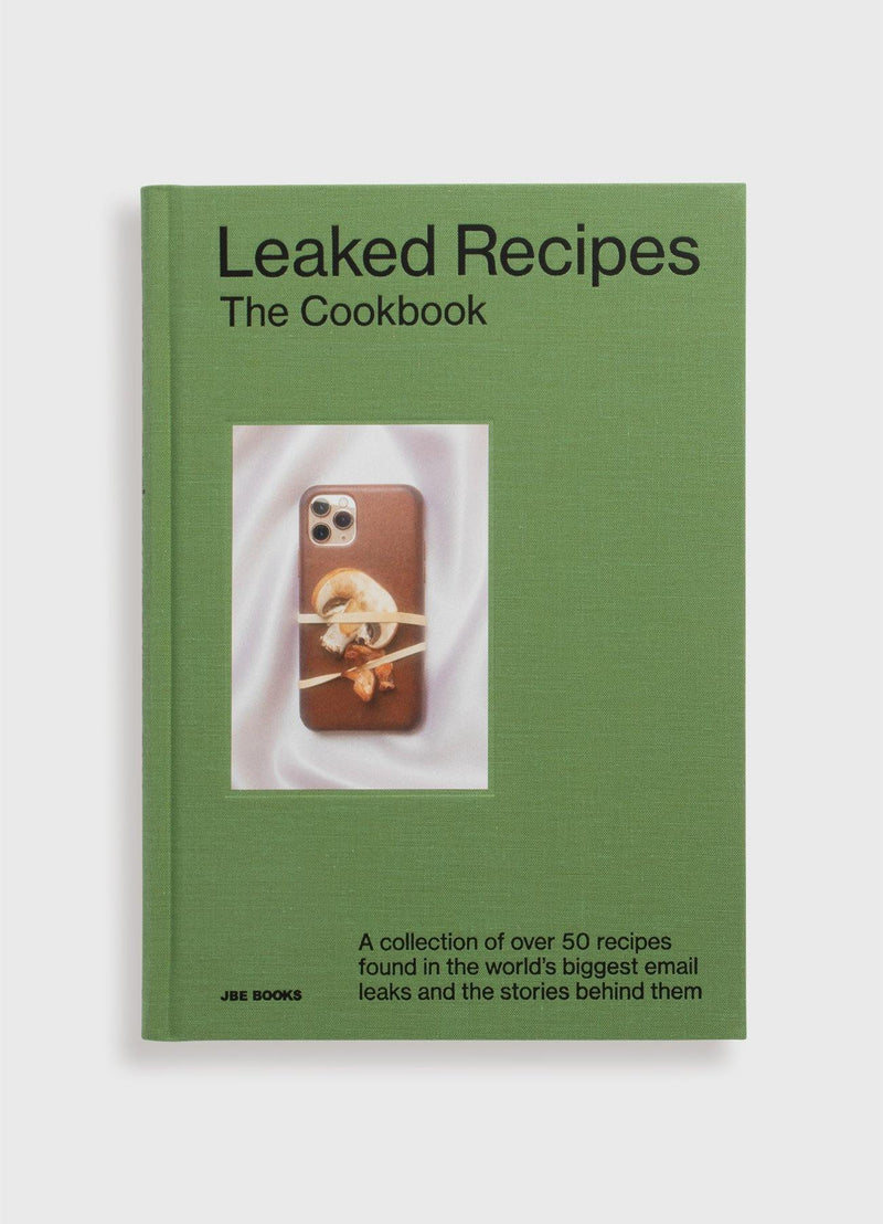 Leaked Recipes: The Cookbook