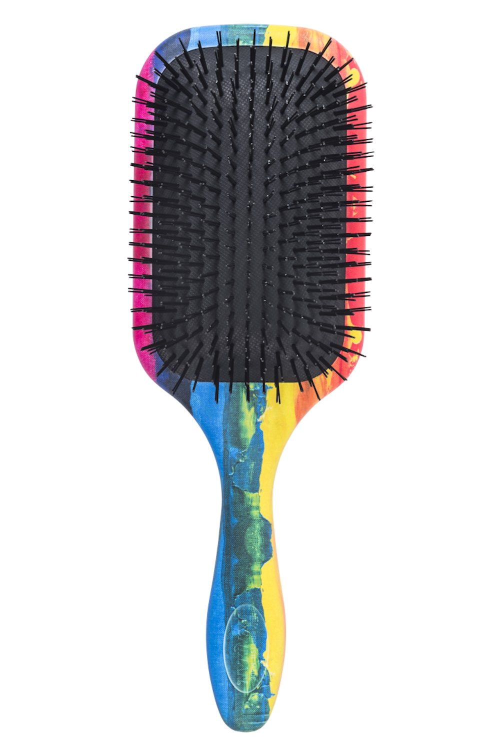 Denman D90L Rainbow of Hope Tangle Tamer Ultra Detangler Brush