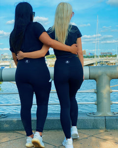 High Waisted Leggings – Add Comfort to Every Workout | Ezzy Fitness Apparel