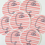 Face Sticker