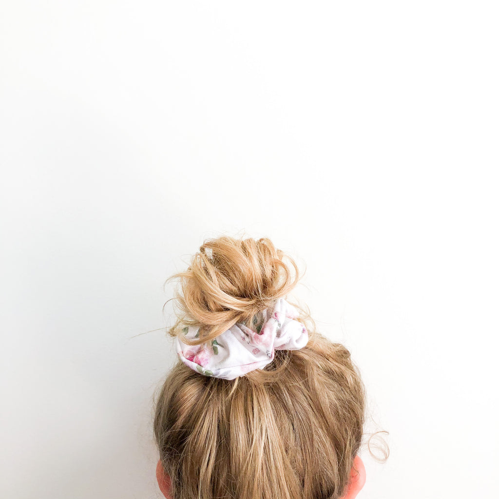 Wildflower Scrunchie