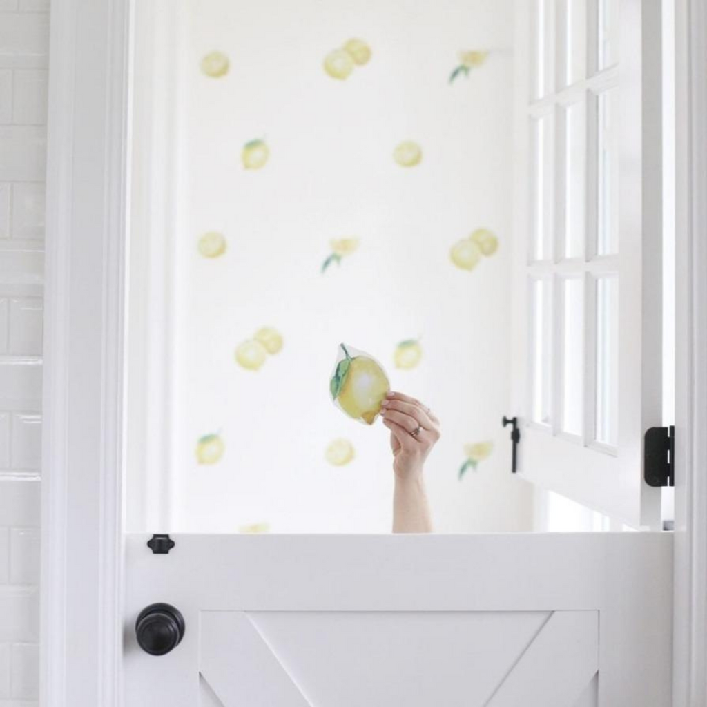 Lemon Decals - Urban Walls Decals