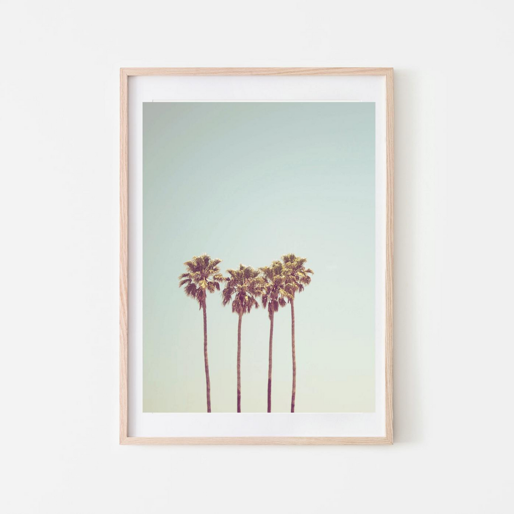 Pink Lemon Decor, Pink Lemon Decor Print, digital prints, digital print, home décor print, home décor prints, print image, printable, Pink lemon Decor Cali Palms Print, cali palms print, cali palms image