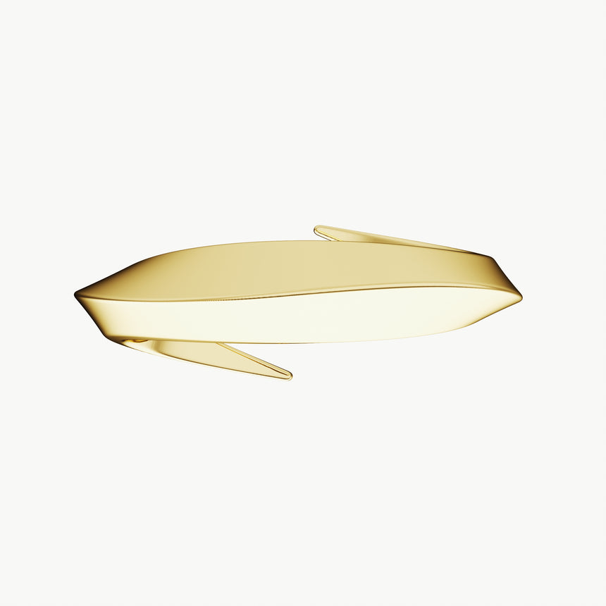 The Spine Shell Cuff Bracelet