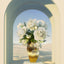 The Narrow Flower Vase