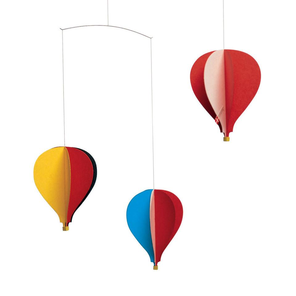 Flensted 3 Balloons (coloured) mobile.