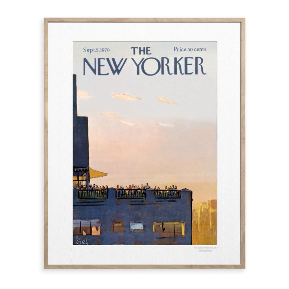 New Yorker - Roof Party