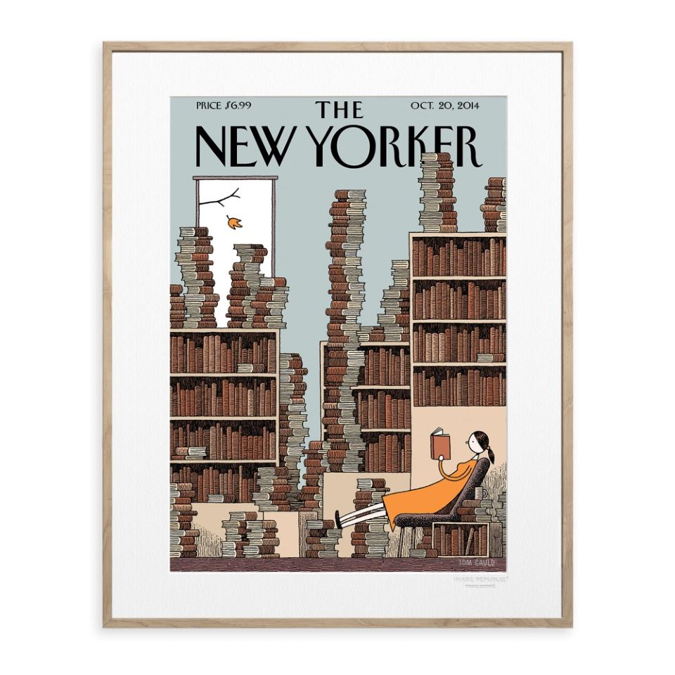New Yorker - Fall Library