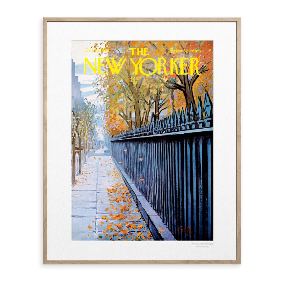 New Yorker - Autumn 1968