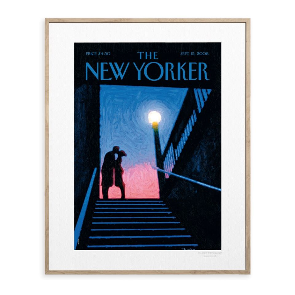 New Yorker - NYC Moment