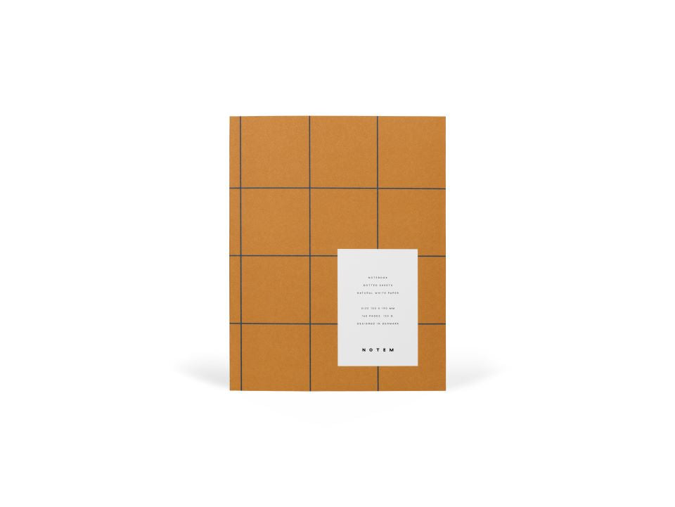 Uma Medium Lay-Flat Notebook