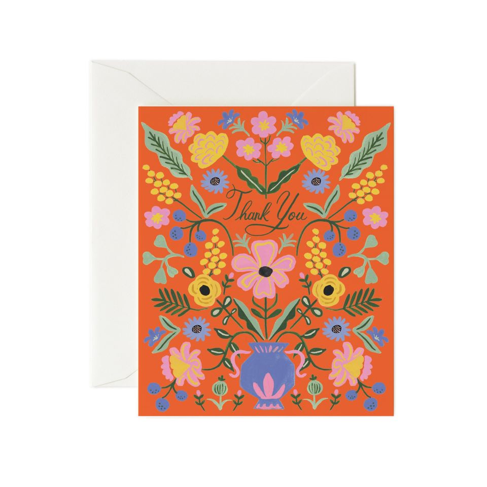 Gabriella Thank You Cards Pk8