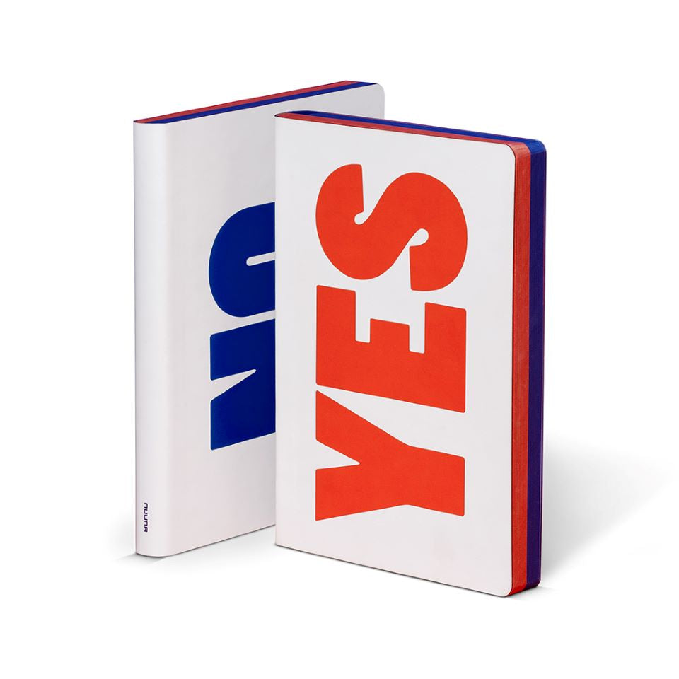 Yes No Notebook