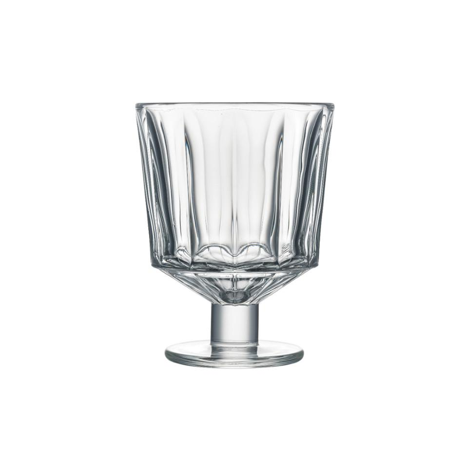 City wine goblet.