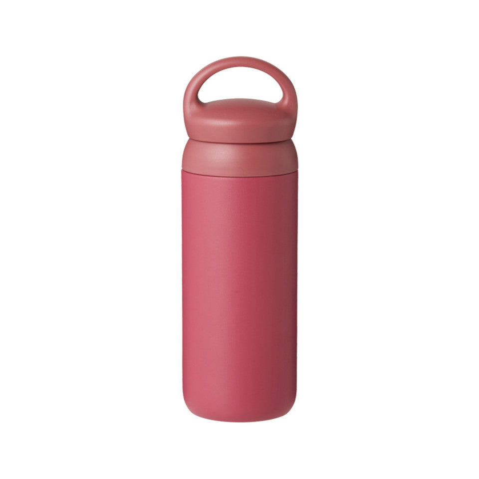 Day Off travel tumbler, rose.