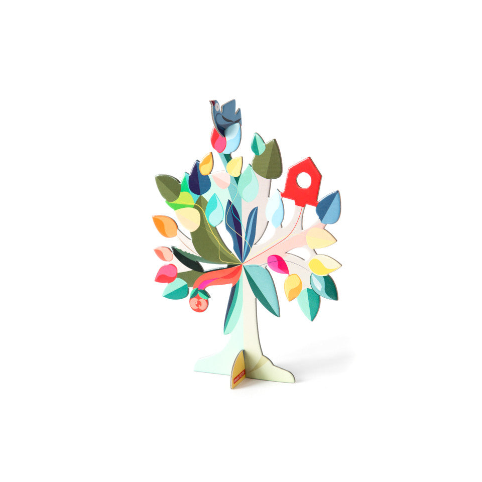 Dream Tree 3D pop out card.