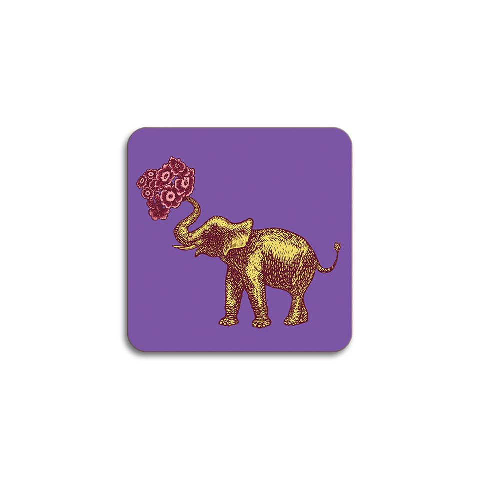 Puddin'head elephant animal coaster.