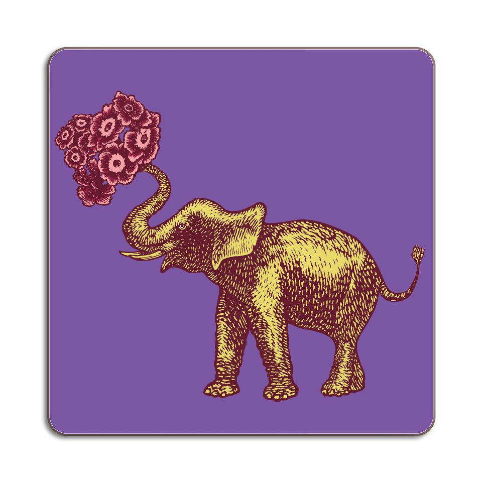 Puddin'head elephant animal placemat.