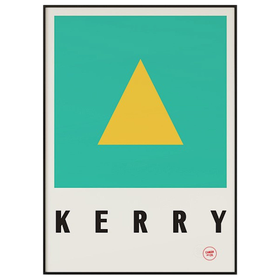 Kerry County Series 50 cm x 70 cm print.