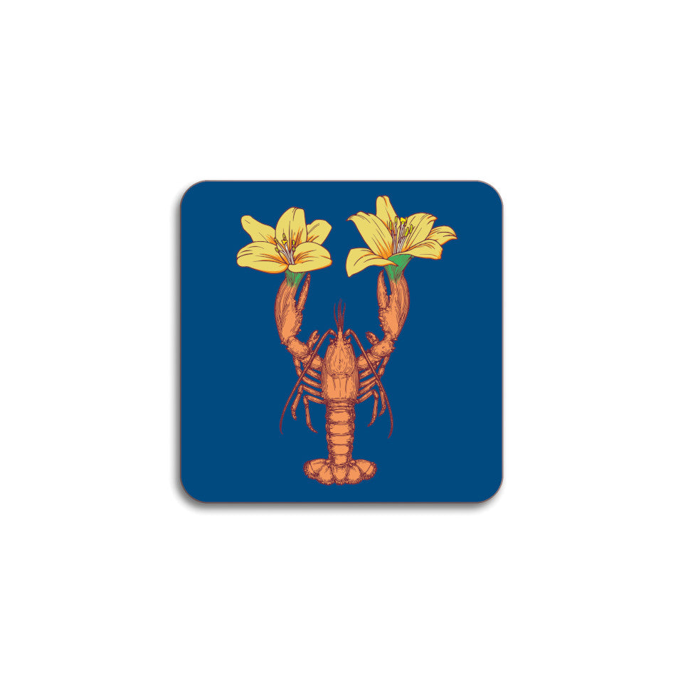 Puddin'head lobster animal coaster.