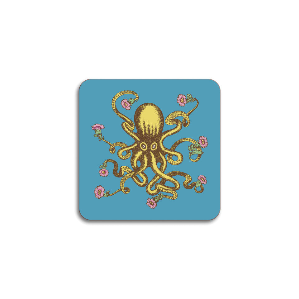 Puddin'head octopus animal coaster.