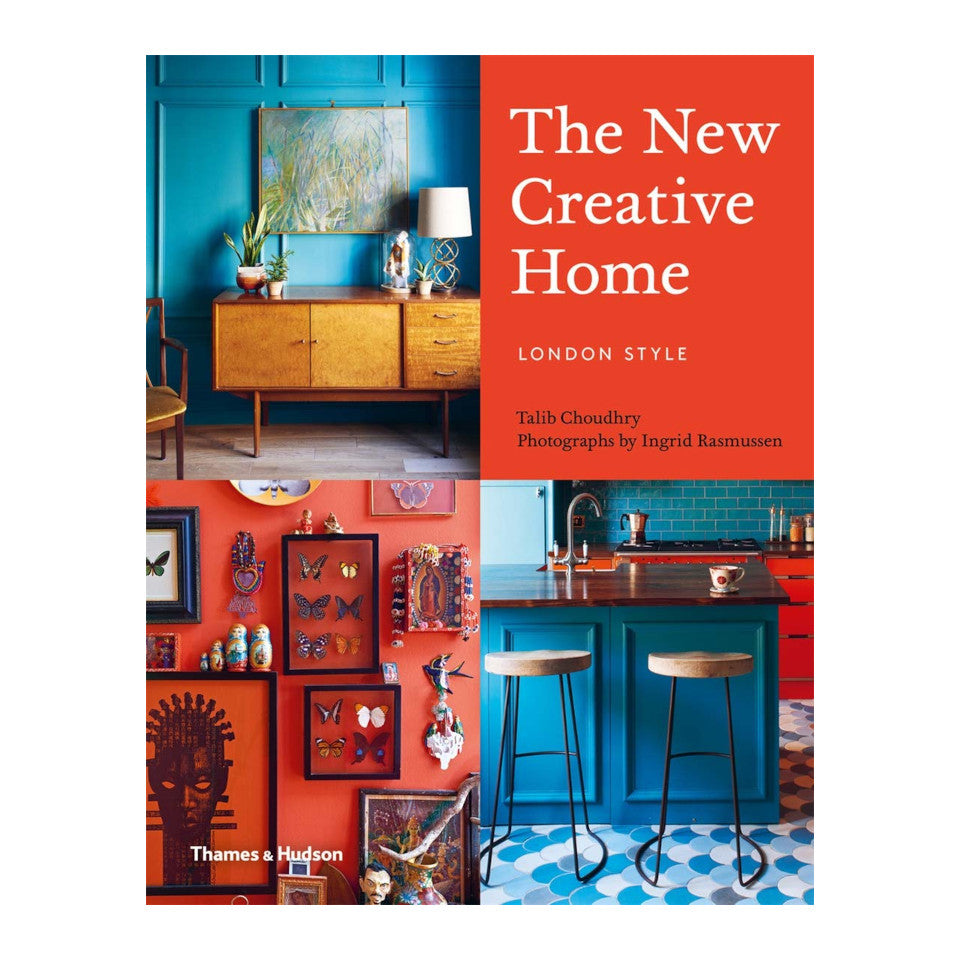 The New Creative Home (London style) interiors book.