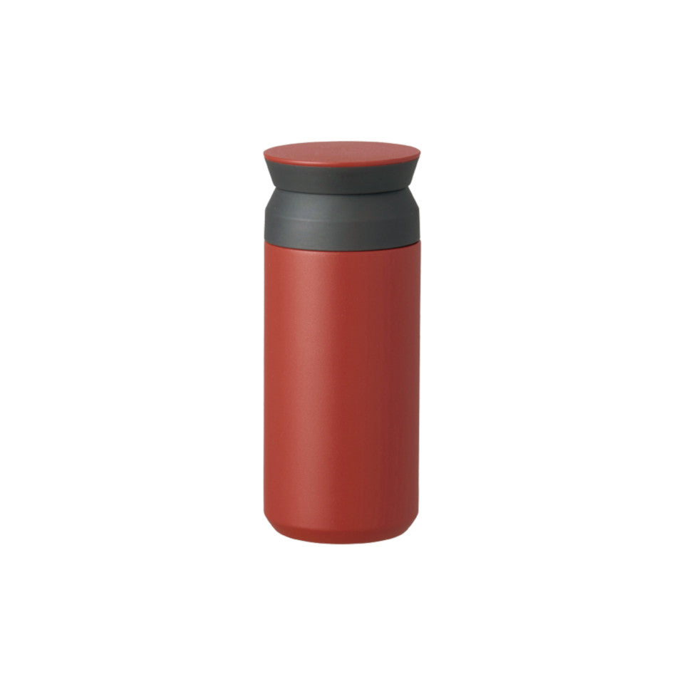 Travel tumbler, red, 350 ml.