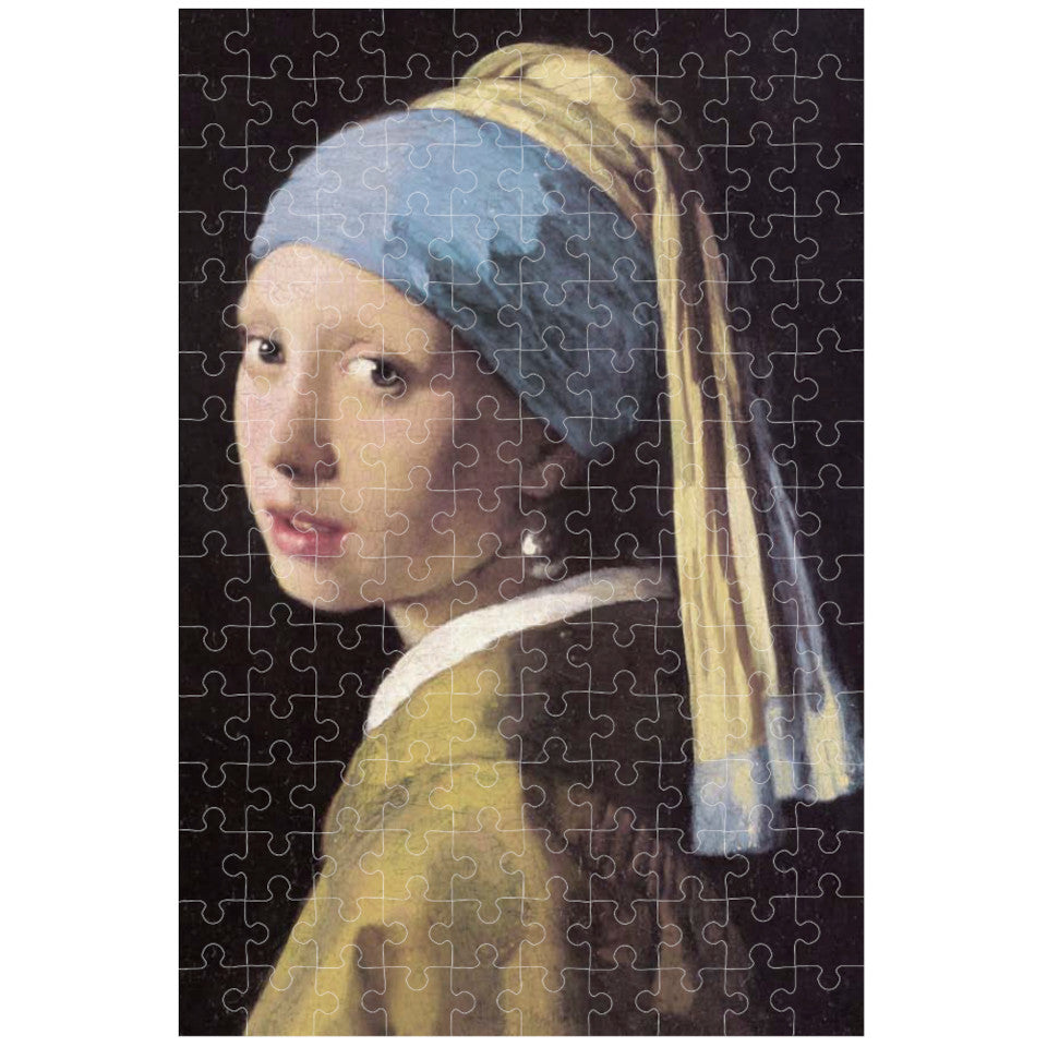 Classical Art Micropuzzle Jigsaw