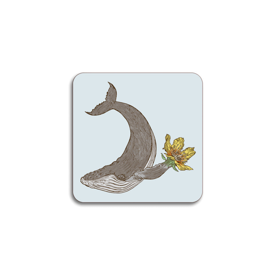 Puddin'head whale animal coaster.