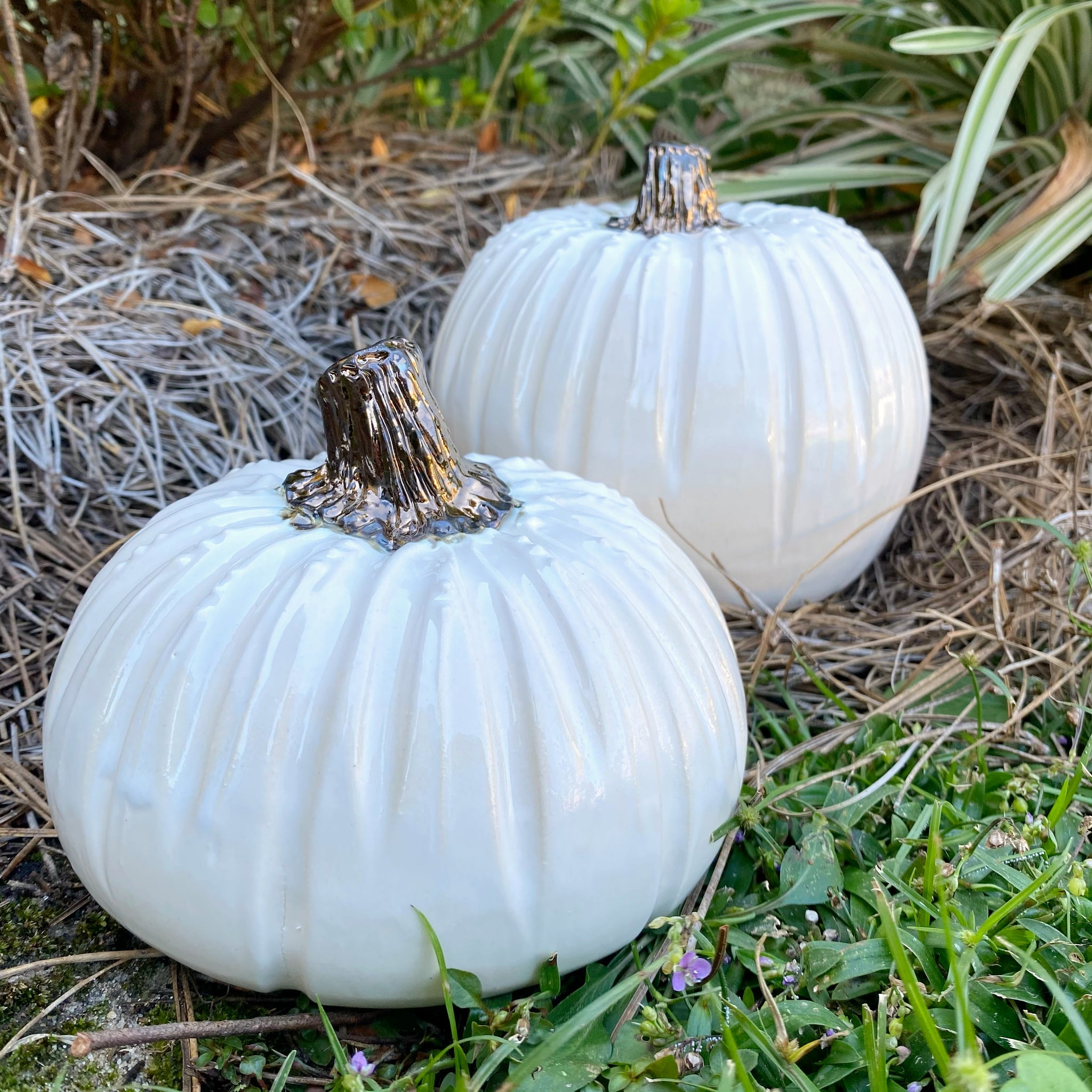 Decorative Pumpkin - Small