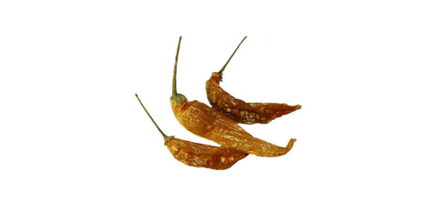 Aji Limon dried whole chilli pods