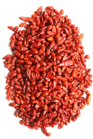 Birds Eye Piquin dried chilli