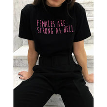 Load image into Gallery viewer, STRONG FEMALE | T-Shirt