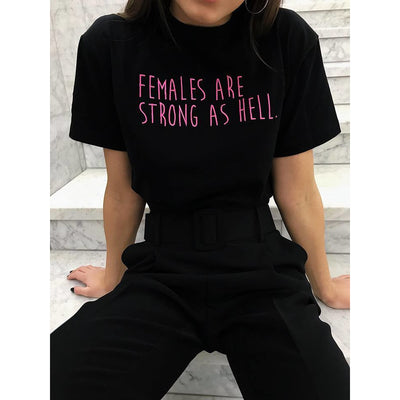 STRONG FEMALE | T-Shirt