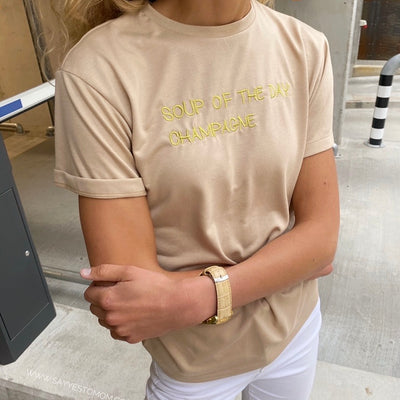 TIME FOR CHAMPAGNE | T-shirt