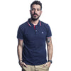Splendid fashion ανδρικό polo shirt 41-206-020 - brands4all