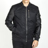 Smart fashion αντρικό κοντό bomber 35-201-001 - brands4all