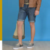 Splendid fashion ανδρική βερμούδα jean 43-221-034 - brands4all