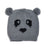 Biston fashion accessories - panda beanie πλεχτός σκούφος 30-601-006