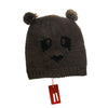 Biston fashion accessories - panda beanie πλεχτός σκούφος 30-601-006 - brands4all