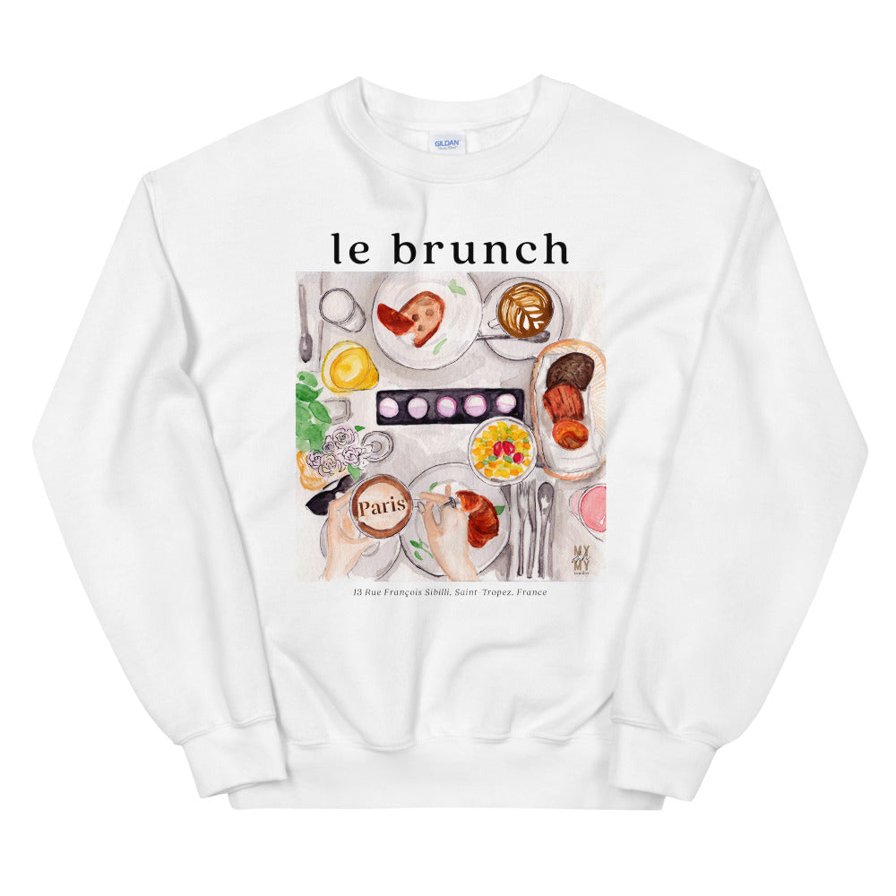Le Brunch Sweatshirt