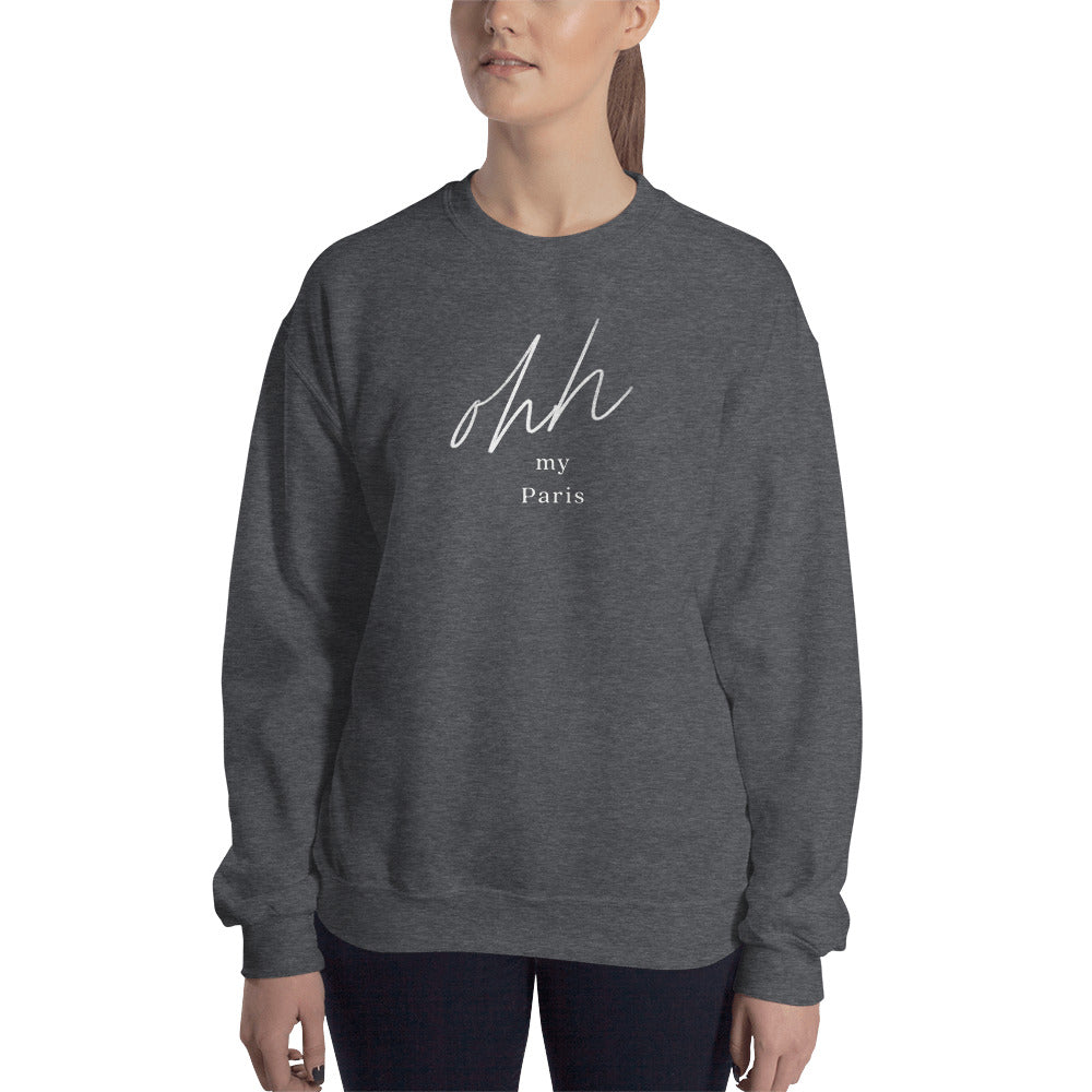 Ohh My Paris Sweatshirt