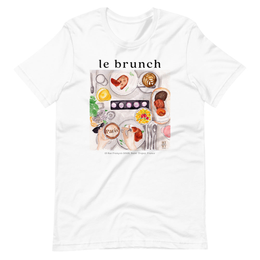Le Brunch T-Shirt