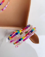 Load image into Gallery viewer, Beaded Rainbow Bracelet
