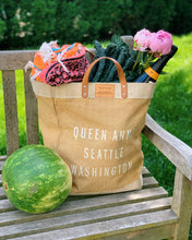 Load image into Gallery viewer, Queen Anne Market Bag